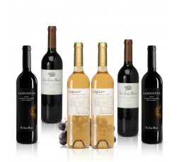 Mother´s Day Pack (2 Viognier + 2 Crianza + 2 Gladiator)