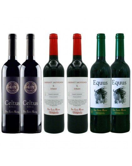 Red Wine Pack
