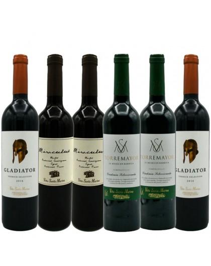 Reserve Pack (6 Bottles)
