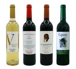 4 vinos