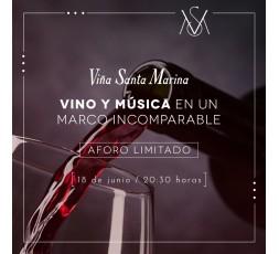 Wine and Music in Viña Santa Marina